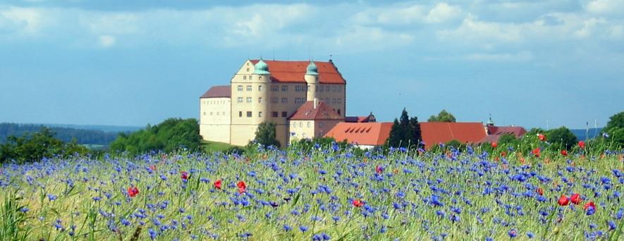 Schloss Kapfenburg © G. Werner
